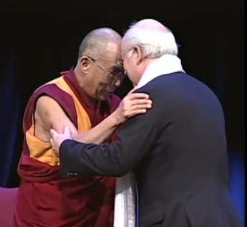 2010 Stanford with HHDL